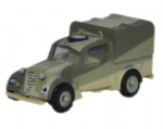 Oxford Diecast NTIL003 Austin Tilly 11th African Div